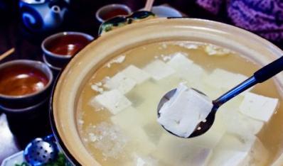 养生新知:海带炖豆腐营养超高