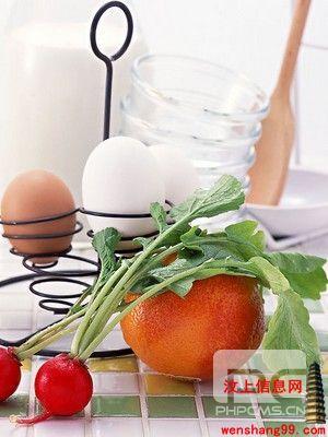 萝卜与橘子易诱发甲状腺肿大