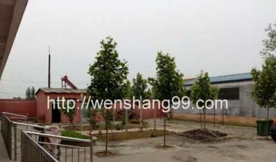 汶上县博爱老年公寓环境设施